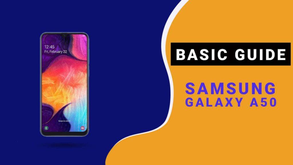 unlock Samsung Galaxy A50 unlocky