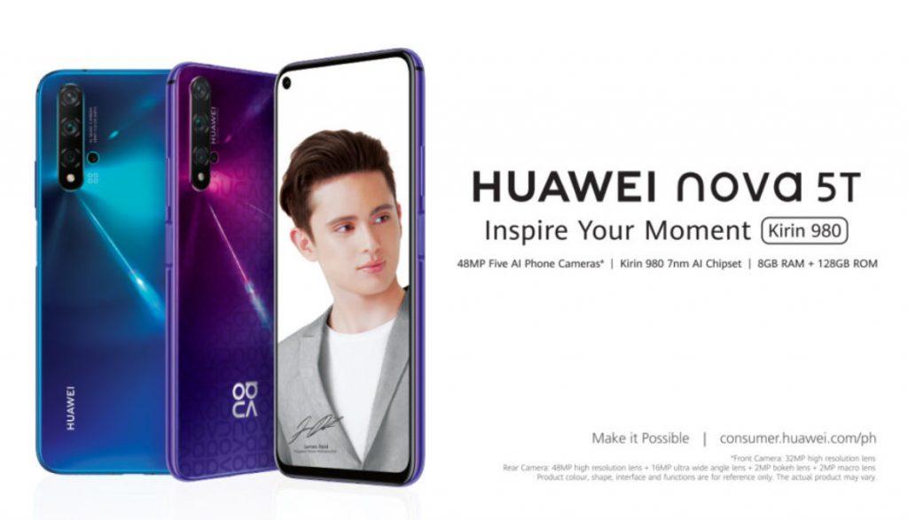 unlock huawei nova 5t free