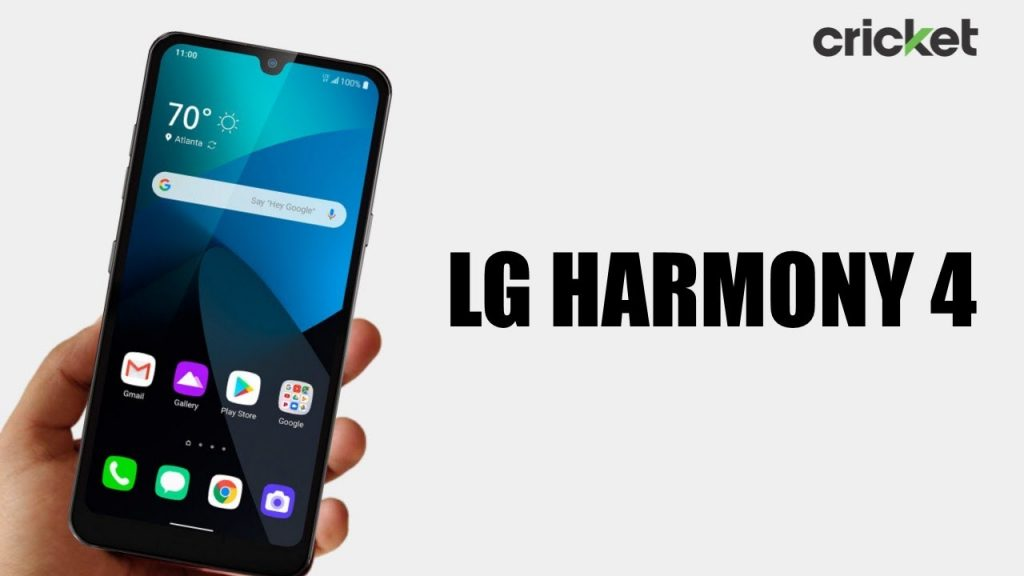 unlock lg harmony 4 free